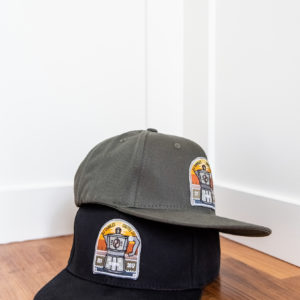 Vintage Patch JC Coffee Co. Snap Back Hat