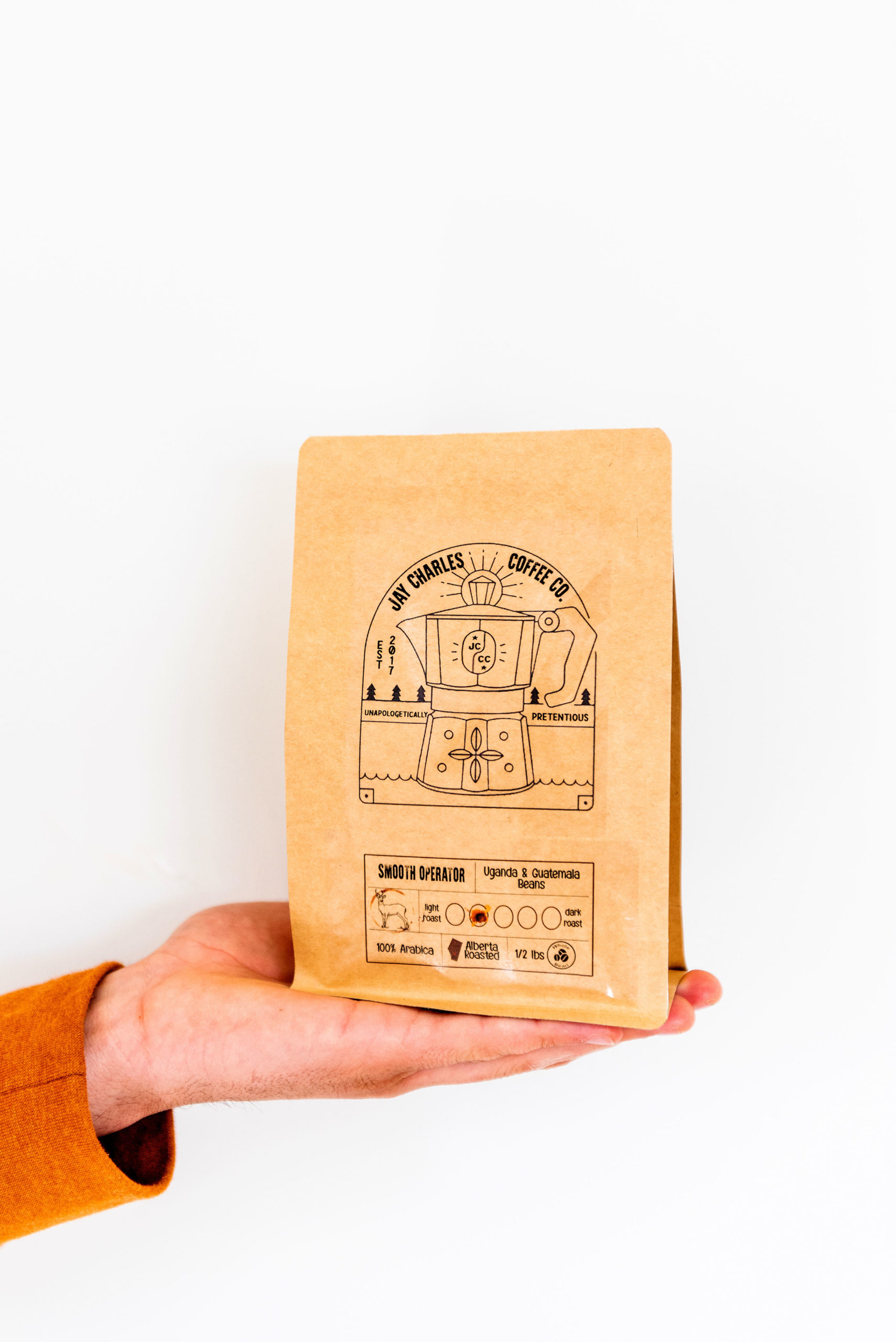 Smooth Operator Ground - Calgary Coffee Roaster